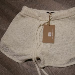 Sabo Skirt Knit Shorts